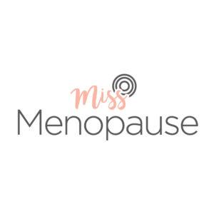 Miss Menopause logo square