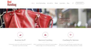Red Handbag Website